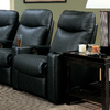 Coaster Fine Furniture Director's Black Recliner Chair