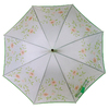 "Laura Ashley Garden 2'1"" Thea Eau De Nil Round Patio Umbrella"