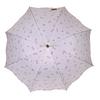 Laura Ashley Garden 2-ft 1-in x 2-ft 1-in Pink Round Patio Umbrella