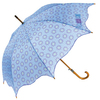 "Laura Ashley Garden 2'1"" Roundswood Pale Lavender Round Patio Umbrella"