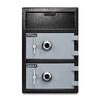 Mesa Safe Company MFL 3.6-cu ft Combination Lock Drop Box Safe