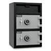 Mesa Safe Company MFL 3.6-cu ft Electronic/Keypad Drop Box Safe