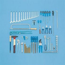 Gedore 80-Piece Metric Mechanic's Tool Set