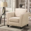 Coaster Fine Furniture Park Place Cream Accent Chair