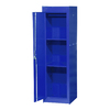 International Tool Storage Value 15.4-in W x 52-in H x 18.25-in D Blue Steel Full Storage Locker
