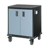 International Tool Storage GOS I 27-in W x 34.9-in H x 18.3-in D Steel Freestanding Garage Cabinet
