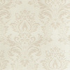 allen + roth Cream Damask Wallpaper