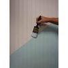 allen + roth White Strippable Non-Woven Paper Prepasted Paintable Wallpaper