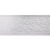 allen + roth 7-in White Unpasted Wallpaper Border