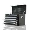 Excel 21.9-in x 36-in 7-Drawer Ball-Bearing Steel Tool Chest (Black)