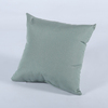 Casual Cushion Canvas Spa Solid Square Outdoor Decorative Pillow