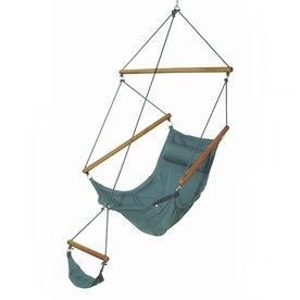 Byer of Maine Amazonas Swinger Forest Green Fabric Hammock Chair