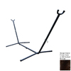 Vivere 108-in L Steel Hammock Stand