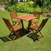 International Caravan Royal Tahiti 5-Piece Bistro Patio Dining Set