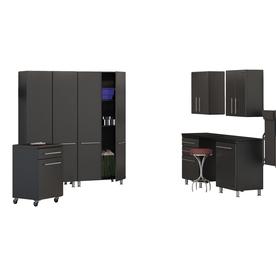 Ulti-Mate Graphite Grey Garage Storage System