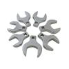 Sunex Tools 7-Piece Standard Metric Wrench Set