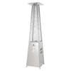 Fire Sense 40000-BTU Stainless Steel Steel Liquid Propane Patio Heater