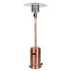 Fire Sense 46000-BTU Copper Steel Liquid Propane Patio Heater
