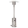 Fire Sense 46000-BTU Stainless Steel Steel Liquid Propane Patio Heater
