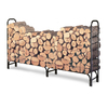 Landmann USA 49-in x 95.5-in x 13.5-in Metal Two-Thirds Cord Firewood Rack