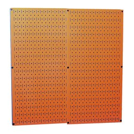 Wall Control Steel Pegboard (Actual: 32-in x 32-in)