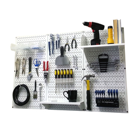 Wall Control Steel Pegboard (Common: 4-ft x 3-ft; Actual: 48-in x 32-in)