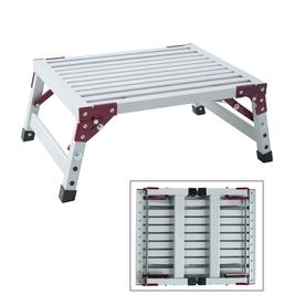 GPL 1-Step Aluminum Step Stool