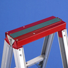 GPL Folding RDT Red Top Shelf for Double-Sided Ladders
