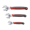 KD Tools 8-in Adjustable Wrench Set