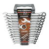 KD Tools 12-Piece Ratchet Wrench Set with Case