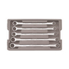 KD Tools 5-Piece Ratchet Wrench Set with Case