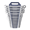 KD Tools 16-Piece Ratchet Wrench Set with Case