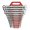 KD Tools 13-Piece Ratchet Wrench Set with Case