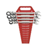 KD Tools 4-Piece Ratchet Wrench Set with Case