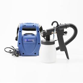 Graco Spray Station Electric-Powered High-Volume Low Pressure (HVLP) Handheld Paint Sprayer