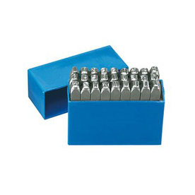 Gedore Letter Punch Set