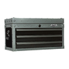 Viper Tool Armor 15.313-in x 26-in 3-Drawer Ball-Bearing Steel Tool Chest (Black)