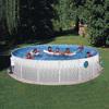 Splash Pools 12-ft x 12-ft x 42-in Round Above-Ground Pool