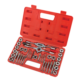 TEKTON 39-Piece Metric Tap and Die Set