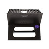 Picnic Time 203.5 Sq.-in Kansas State Wildcats Portable Charcoal Grill