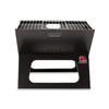 Picnic Time 203.5 Sq.-in Miami Redhawks Portable Charcoal Grill