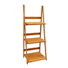 Leisure Season 60-in Natural Wood Plant Stand