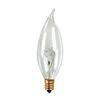 Cascadia Lighting 50-Pack 40-Watt Candelabra Base (E-12) Incandescent Light Bulbs