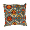 Pillow Perfect 18-in W x 18-in L Square Indoor Decorative Complete Pillow