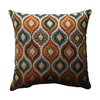 Pillow Perfect 16.5-in W x 16.5-in L Square Indoor Decorative Complete Pillow