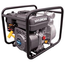 Hyundai Power Equipment 5.5-HP Cast Iron Gas-Powered Utility Pump