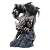 Design Toscano 31.5-in Scatheus Guardian of The Shadows Gargoyle Garden Statue