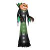 Gemmy 14-ft Internal Light Grim Reaper Halloween Inflatable