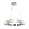 Access Lighting Oracle 6-Light Brushed Steel Chandelier