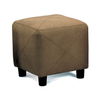 Coaster Fine Furniture Mocha Square Ottoman